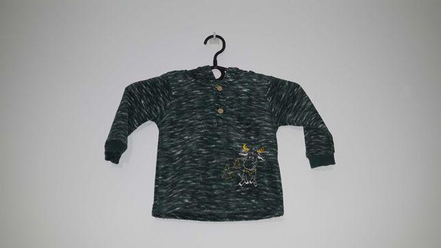 Polar bluza ciepła rozmiar 80 marki Ergee