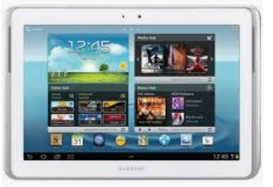 Samsung tab 10.1 note 8010