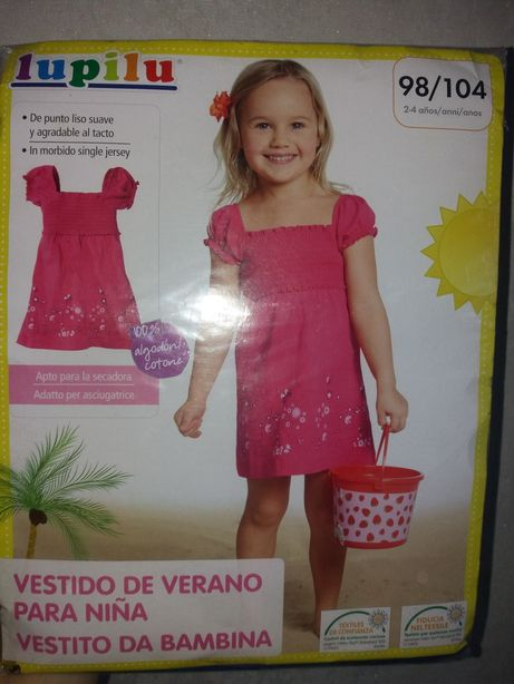 Платье, сарафан 2-4 года