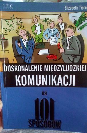 """Książka """"Doskonalenie międzyludzkiej komunikacji"""""""