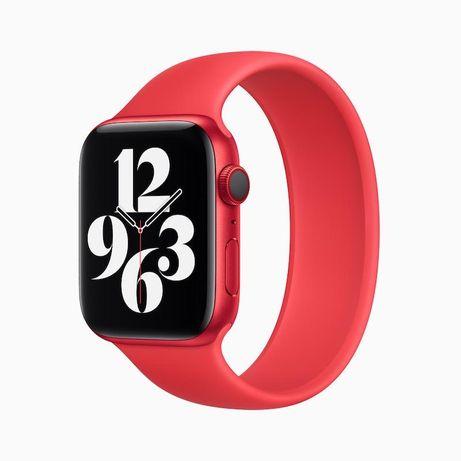 Apple Watch Series 6 Red (como novo) e extras.