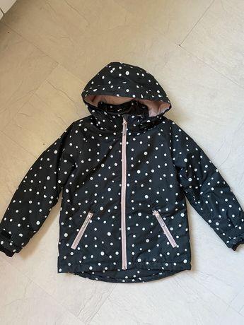 Зимняя куртка на девочку НМ