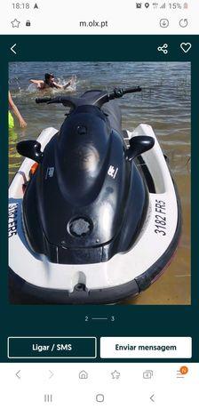 Mota água Yamaha Waveruner 760XL