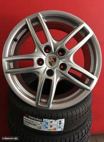 Jantes 19 Originais Porsche Cayenne 8,5x19 et 59 com pneus usados