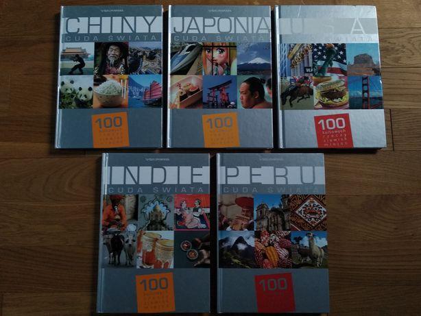 Albumy: Chiny Japonia USA Indie Peru