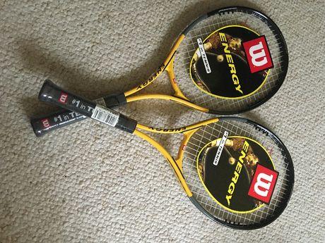 Rakieta tenisowa Wilson Energy Titanium - nowa