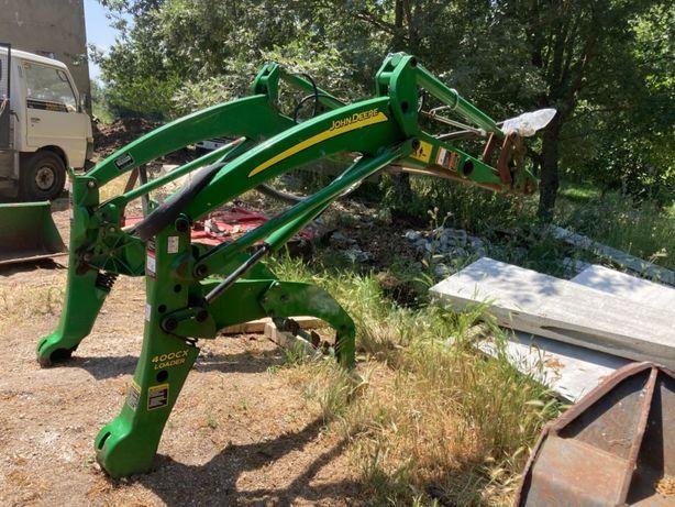 Frontal tractor Jonh Deere 400 CX