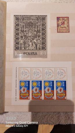 Znaczki pocztowe kolekcje