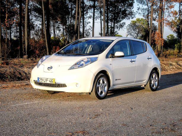 Nissan Leaf Acenta 24kw Garantia** | Negociável/Troca*/Financiamento**