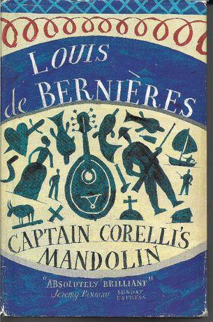 Captain Corelli's Mandolin, de Louis de Bernières