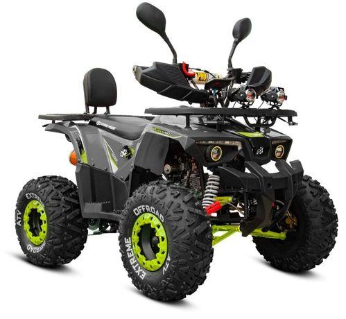 Quad XTR 125 cc Full opcja Hak ledy Białobrzegi Fireshot spalinowy