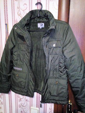 Куртка деми- сезон для мальчика
