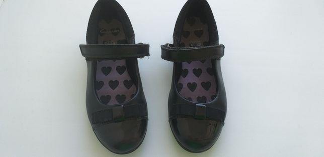 Туфли Clarcs,29р,б/у в идеальном состоянии