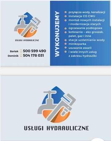 Hydraulik Usługi Hydrauliczne Przyłącza
