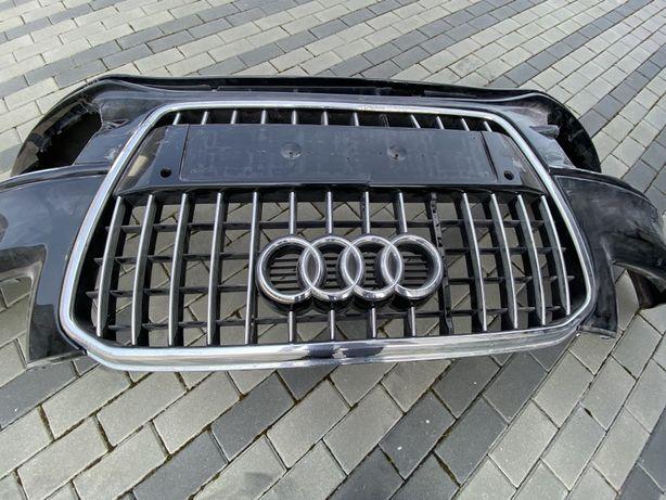 Продам бампер Audi Q5 2012-2016р