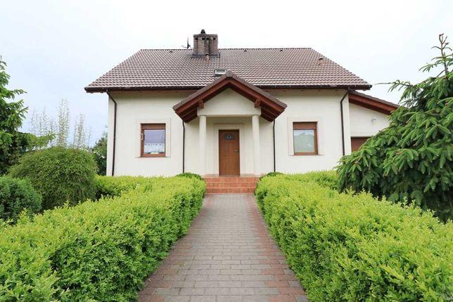 dom wolnostojący 196 m2, działka 1500 m2, Mączniki