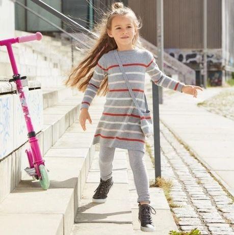 Платье и сумочка Комплект Детский на девочку Lupilu новое недорого