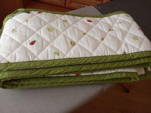 Otulina do łóżeczka Ikea bawełna