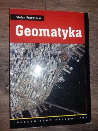 Geomatyka Stefan Przewłocki PWN Warszawa 2009