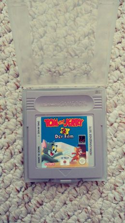 Tom and Jerry Nintendo gameboy