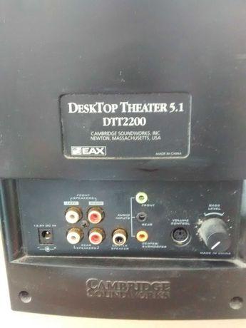 Cambridge Soundworks Creative Desktop Theater 5.1 DTT2200