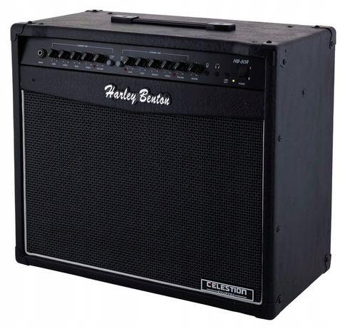 Wzmacniacz combo gitarowe Harley Benton HB80R 80W