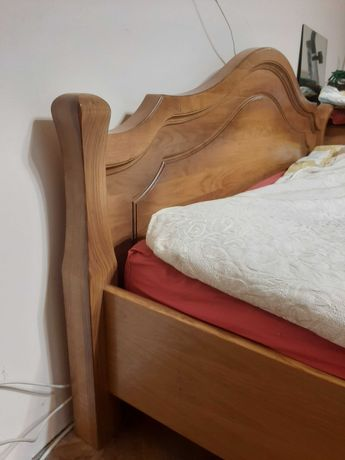 Дубовый спальный гарнитур немецкого производства из 4 элементов