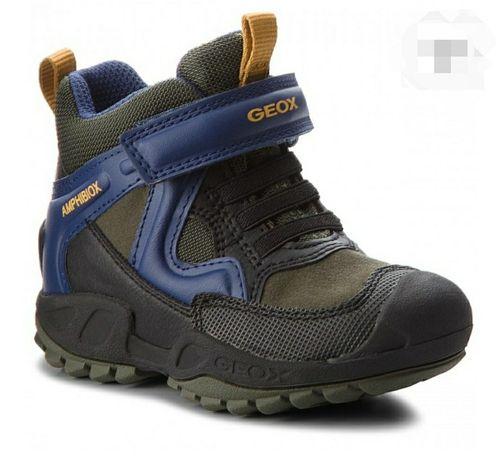 Ботинки  Geox мальчика