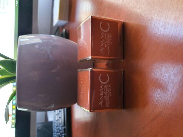 kosmetyki avon: ANEW 12 kapsułek z witaminą C