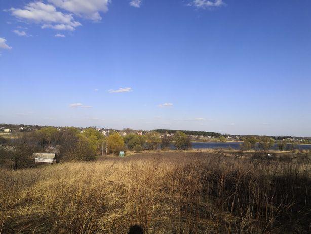 Участок рядом с озером, Фастовский район, Паляничинцы.