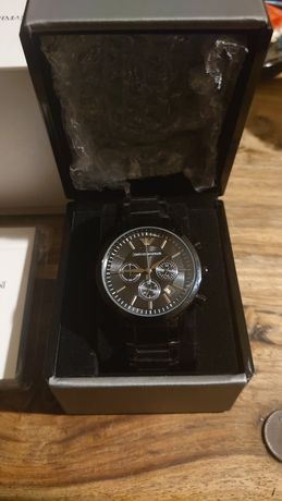 Zegarek męski Armani AR2453 Nowy