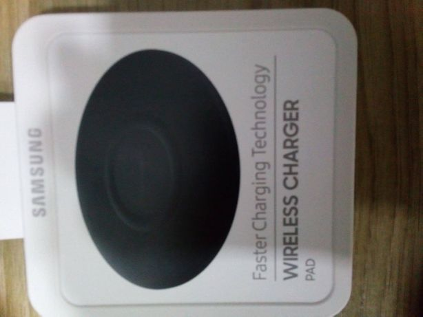 Carregador Wireless Samsung EP-P1100 Preto