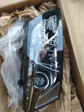Фара Audi Q5 8R0941004AF Bi-xenon led
