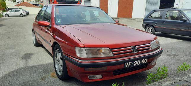 Peugeot 605 2.1td