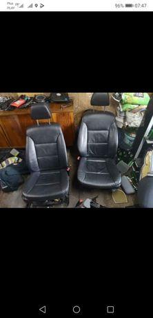Fotele Bmw e60..