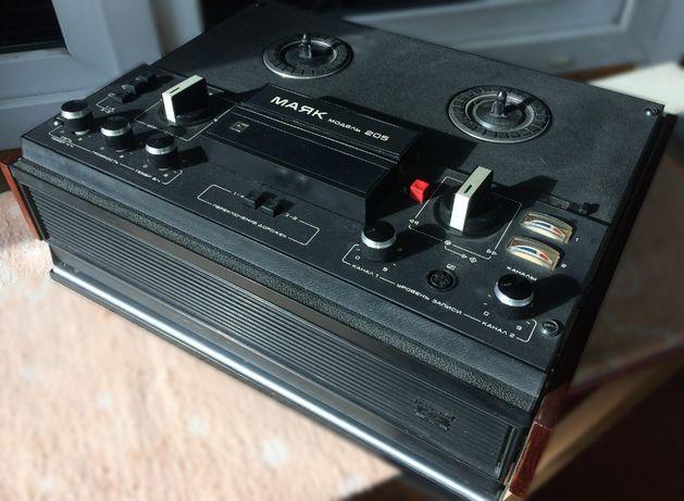 Бобинный магнитофон Маяк - 205