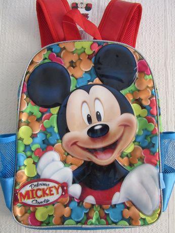 mochila escolar disney (vários modelos)