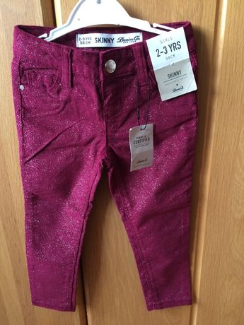 Spodnie  98 NOWE
