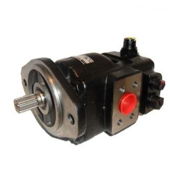 Matbro TR250 pompa hydrauliczna Sanderson Teletrac 350