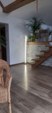 Lampa stojąca design loft nowa handmade