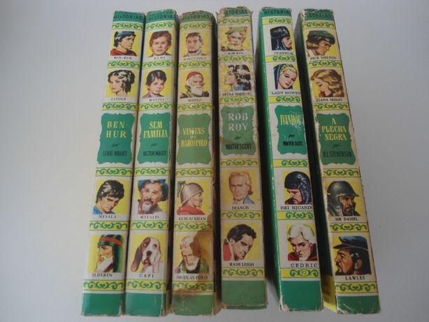 Colecção Histórias (Anos 60)