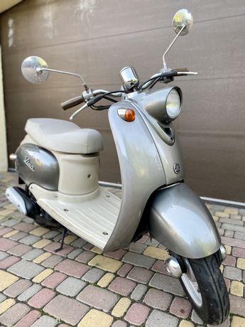 Мопед Скутер Yamaha Vino 2t 3kj (suzuki, honda, giorno, dio, verde)
