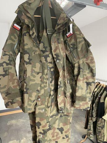 Ubranie ochronne wojskowe