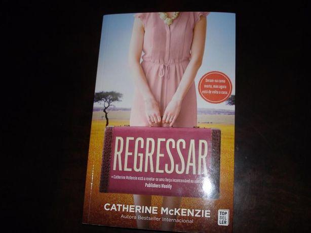 """Regressar"" de Catherine McKenzie - NOVO"