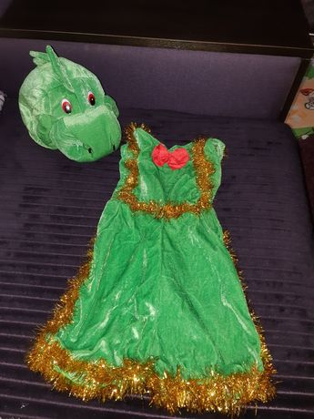 Новогодний костюм Дракончика