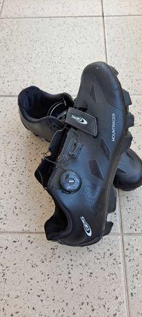 Sapatos BTT GES MONTACER  tamanho 44 como novos