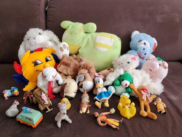 Zabawki, pluszaki