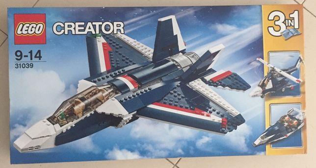 Lego novo, embalagem por abrir