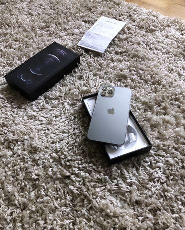 Vendo/Troco iPhone 12 Pro Max 128gb C/ Novo + Fatura e Garantia