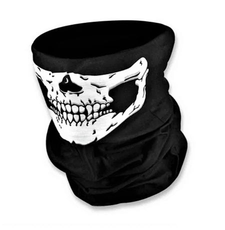 Buff Баф, балаклава бандана с черепом защитная маска шарф